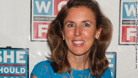 Katie McGinty attends the 33rd Annual Women's Campaign Fund Parties of Your Choice Gala at Christie's Auction House on April 22, 2013 in New York City.