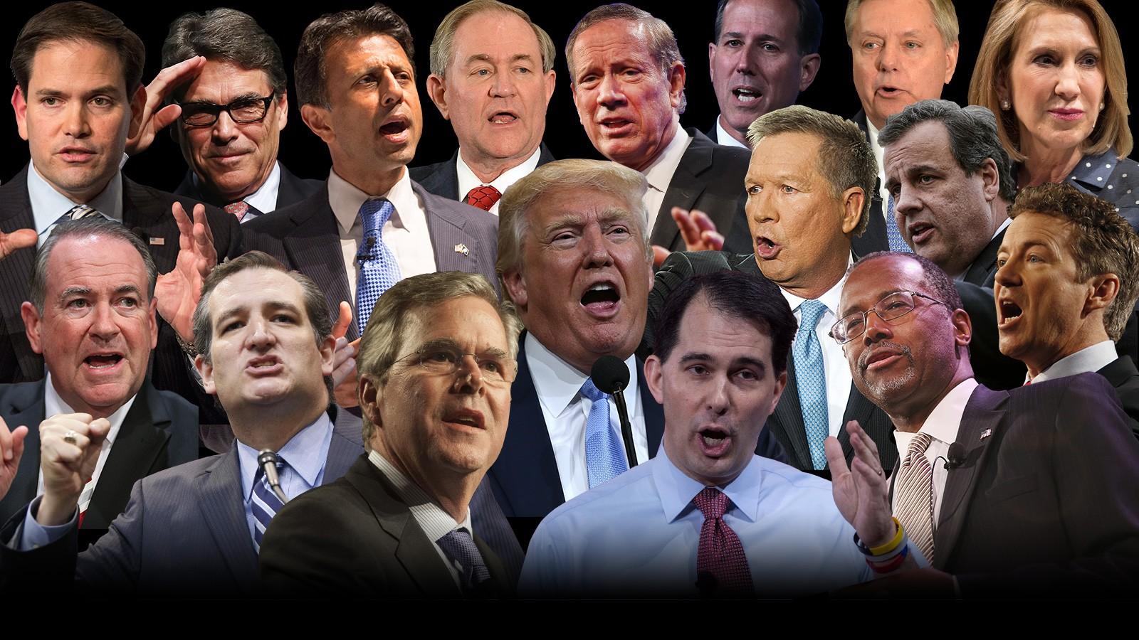 gop debate republicans take on donald trump cnnpolitics