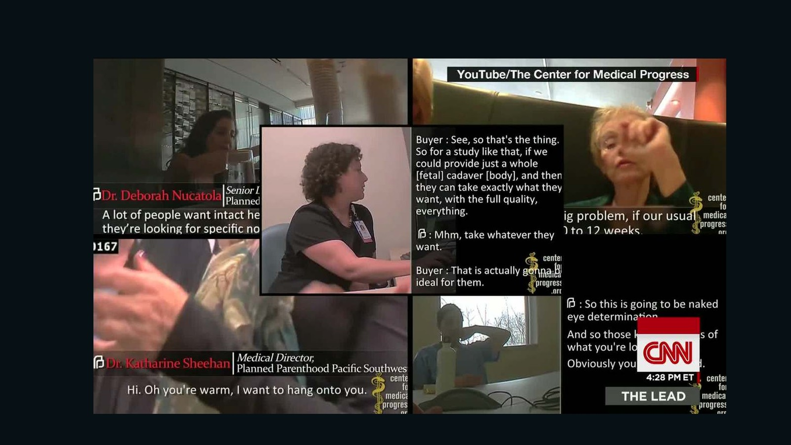 Fifth graphic Planned Parenthood video released - CNN Video - photo#35