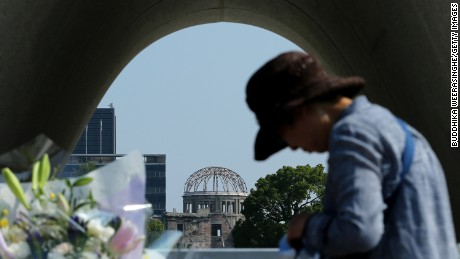 Japan marks 70th anniversary of atomic bombings
