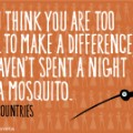 African proverbs 1 mosquito