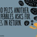 African proverbs 11 pebbles