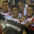 River Plate trophy