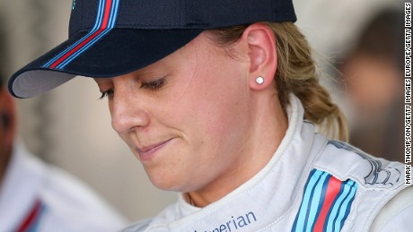 Women in F1: Susie Wolff 'may quit at end of 2015'