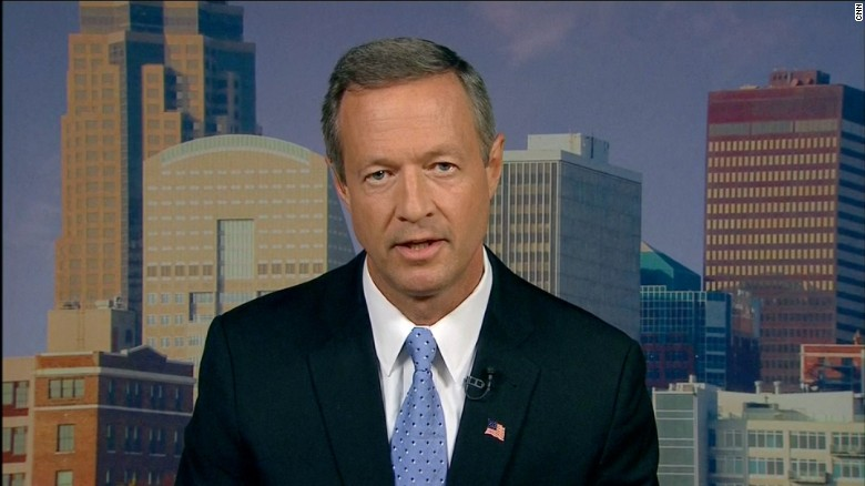 O'Malley accuses DNC of stacking deck for Clinton