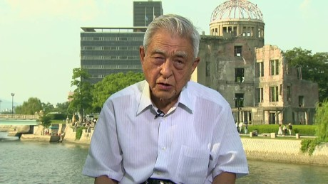 This Hiroshima survivor has a warning for the world