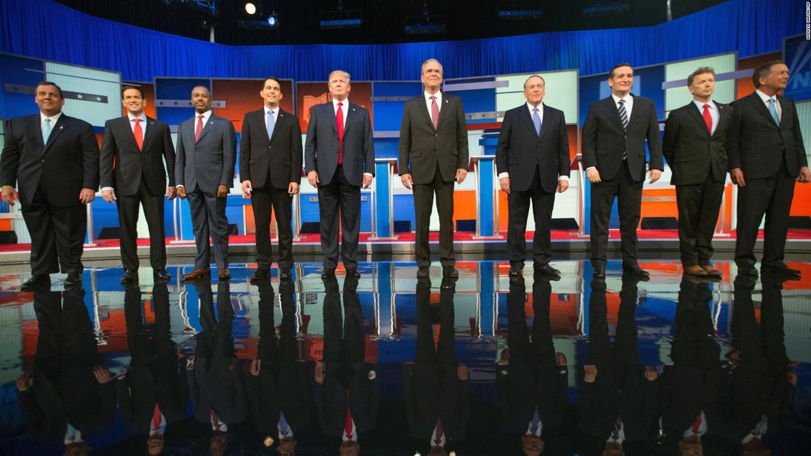 republican presidential debate 8 takeaways cnnpolitics