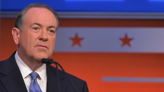 "Mike Huckabee is a former Arkansas governor and Southern Baptist minister. He hosted a TV show, ""Huckabee,"" which ran on Fox News from 2008-2015."