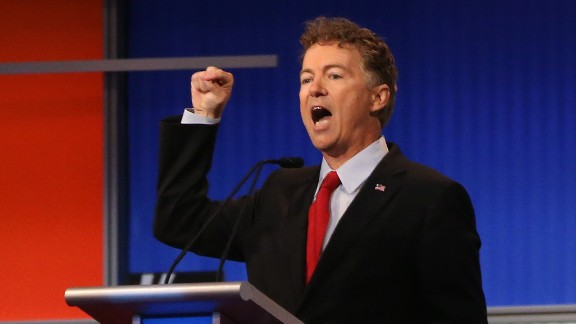 Kentucky Sen. Rand Paul has been in office since 2011. Paul also worked on the congressional and presidential campaigns for his father, former U.S. Rep. Ron Paul. Rand Paul gained national attention by riding the 2010 tea party wave to become the junior U.S. senator from Kentucky following a tough battle in the GOP primary.