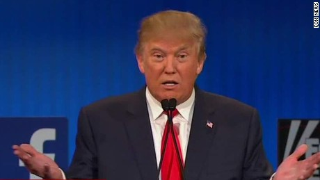 Trump: I don't have time for total political correctness