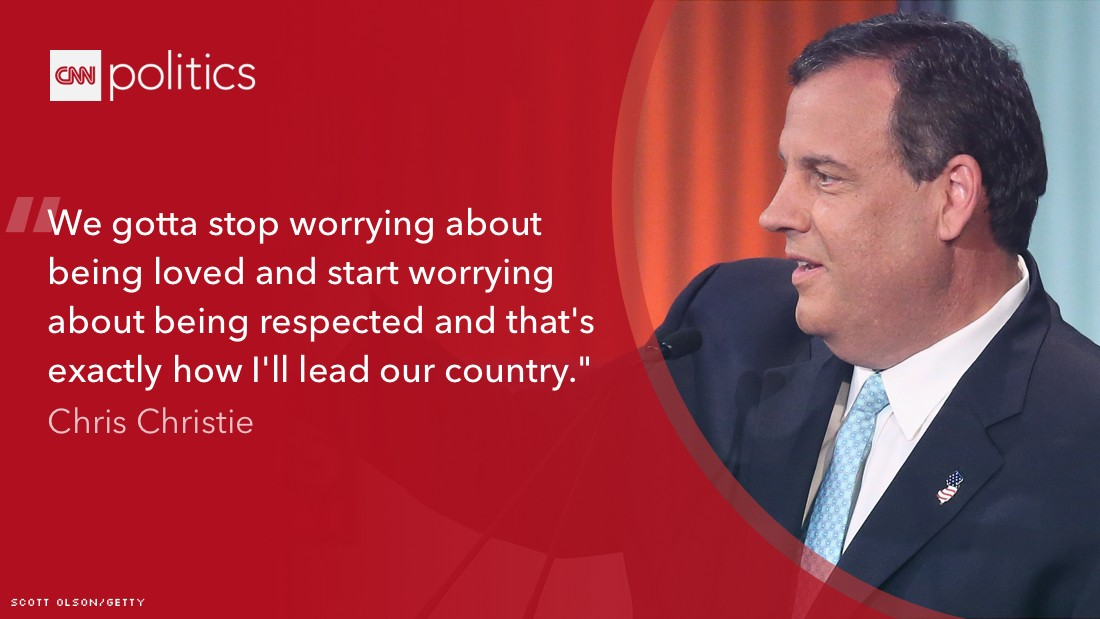 debate gfx christie