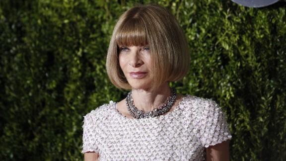 "Anna Wintour, a successful businesswoman as editor-in-chief of American Vogue, was famously sent up by Meryl Streep as cold and brutal in ""The Devil Wears Prada."" A (male) ""60 Minutes"" interviewer once reminded viewers that Wintour has ""been portrayed as Darth Vader in a frock.""  She politely fended off the characterization."
