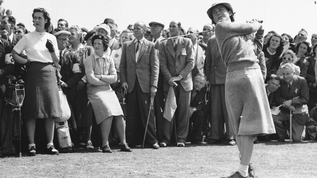 "<a href=""http://www.cnn.com/2015/08/07/us/lpga-founder-louise-suggs-dies-at-91/index.html"" target=""_blank"">Louise Suggs,</a> one of the 13 founders of the Ladies Professional Golf Association, died at the age of 91, the LPGA announced on August 7."