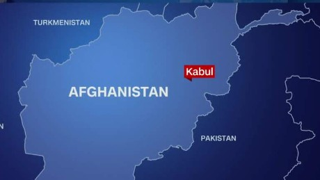 Attack on U.S. military base in Afghanistan