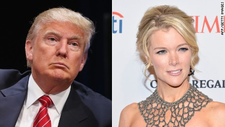 Highlights of the Donald Trump vs Megyn Kelly battle