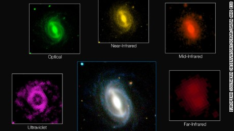 Analysis across many wavelengths shows the universe's electromagnetic energy output is dropping.