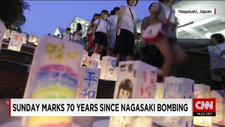 exp Marking 70 Years Since the Bombing of Nagasaki_00002001