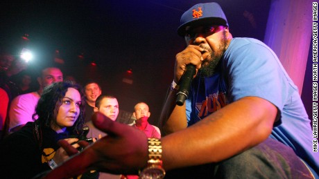 Rapper Sean Price, seen here in 2012, rose to fame as a member of Heltah Skeltah.