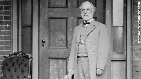 Robert E. Lee was the Confederacy's most celebrated military figure.