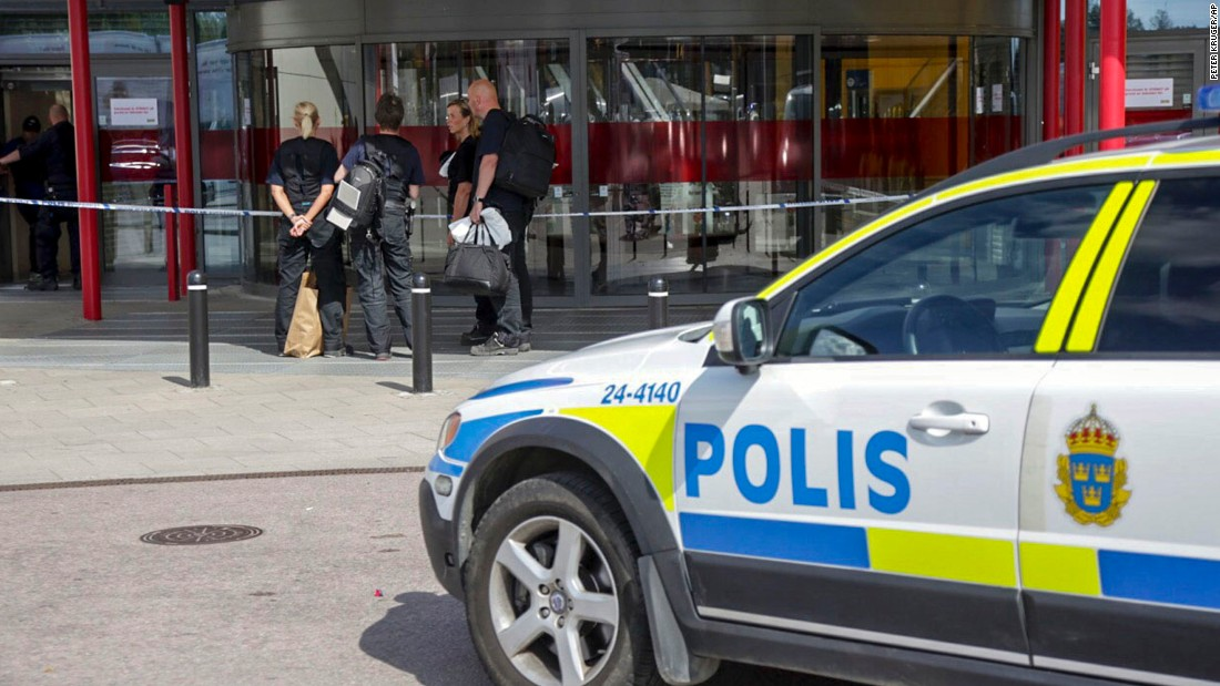 Two dead after stabbing at IKEA in Sweden