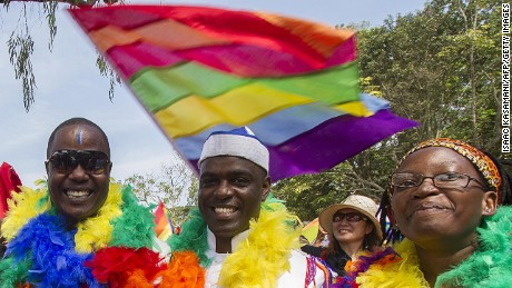 Ugandan activists gathered for a gay pride rally, celebrating one year since the overturning of a strict anti-homosexuality law. Are attitudes towards gays changing on the continent?