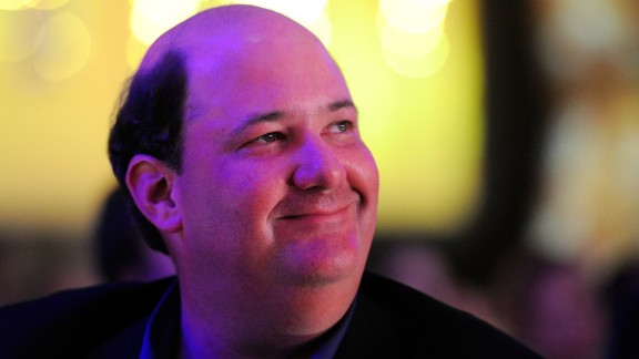 In the Middle Ages, Christian monks shaved the tops of their heads to show their religious devotion. It may also have had the effect of making them look wiser, just as a bald head does for men today, as seen here on actor Brian Baumgartner.