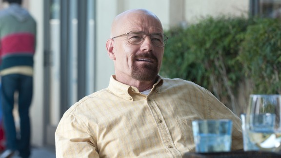 """Similar to a shaved head, facial hair can make the wearer look older, more established and even more aggressive (like Bryan Cranston's """"Breaking Bad"""" character, Walter White). It can also make him look like a renegade or h"""