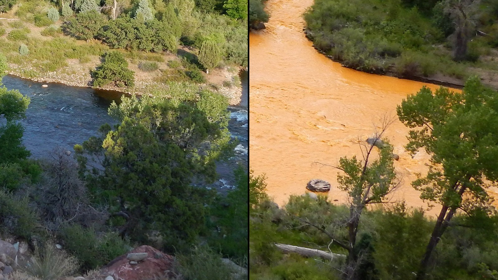 Animas River Spill The Massive Toll By The Numbers Cnn