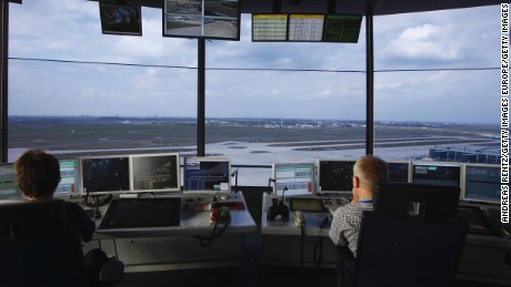 What Trump doesn't get about air traffic control