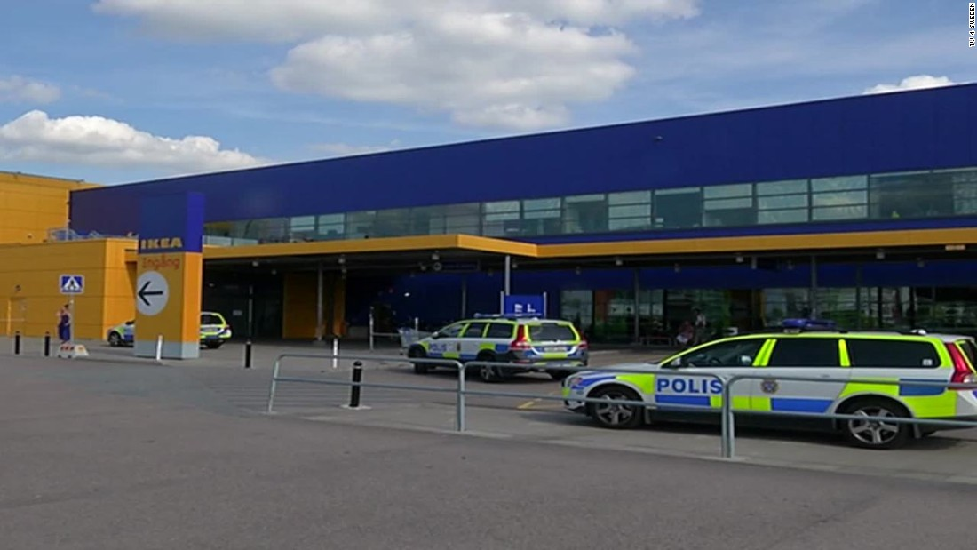 Sweden: 2 Eritreans arrested in IKEA stabbing