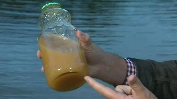 animas river colorado epa spill waste orange simon sot new day_00003214.jpg