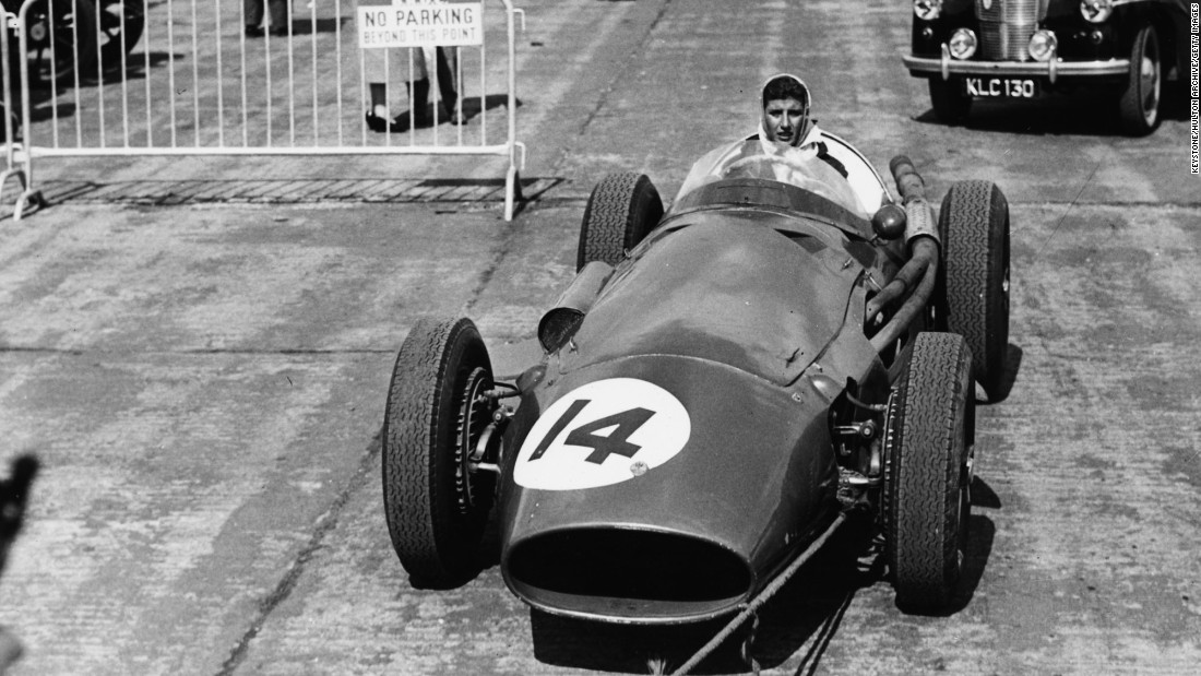 Another Italian, Maria Teresa de Filippis, is the original girl racer. She was the first female to compete in F1 in 1958 and finished a career-best 10th at the Belgian Grand Prix. She was the pioneer of women in motorsport, but was racing in one of its bloodiest eras and quit in 1959 to start a family.