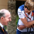 women in f1 claire and frank williams