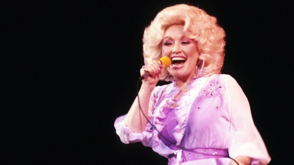 "Dolly Parton, seen here in 1978, was a respected country queen before finding mainstream success in the '70s with hits like ""Jolene"" and ""I Will Always Love You"" (famously covered later by Whitney Houston)."