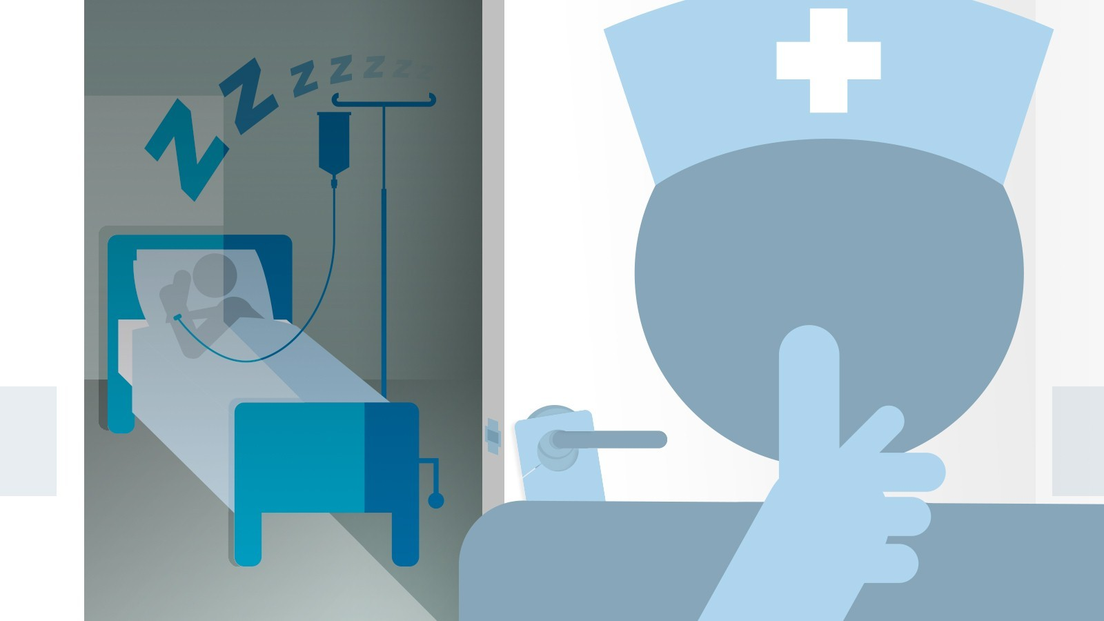 How To Sleep In A Hospital Bed