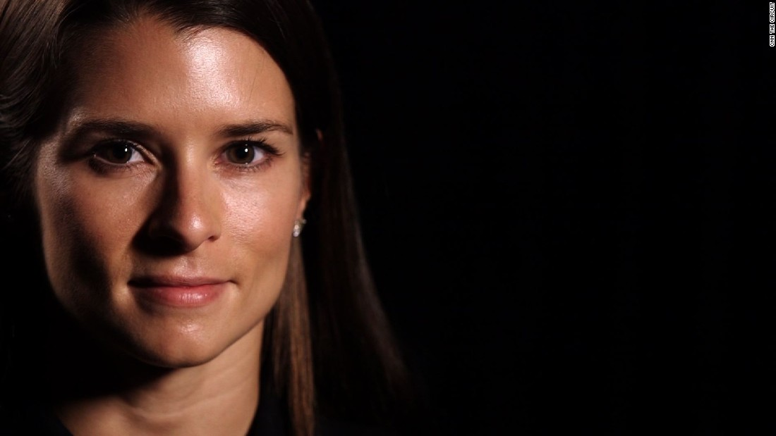 "More recently, American superstar racing driver Danica Patrick has stormed to success in IndyCar and NASCAR but she told CNN about her need to develop ""a certain amount of thick skin"" to cope with criticism leveled at her."