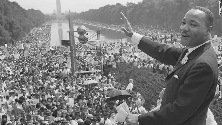 Environmental Science Essay Mlk Jr Early I Have A Dream Speech Restored Pkg Orig English Essay Topics also How To Write A High School Application Essay I Have A Dream  Historical Facts About Mlks Speech And March  Cnn Cause And Effect Essay Papers