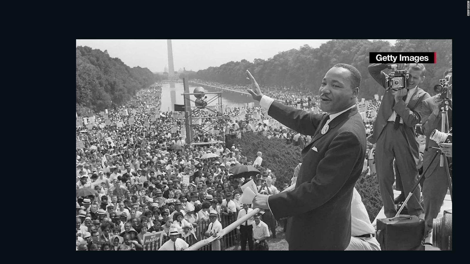 I Have a Dream': 9 historical facts about MLK's speech and