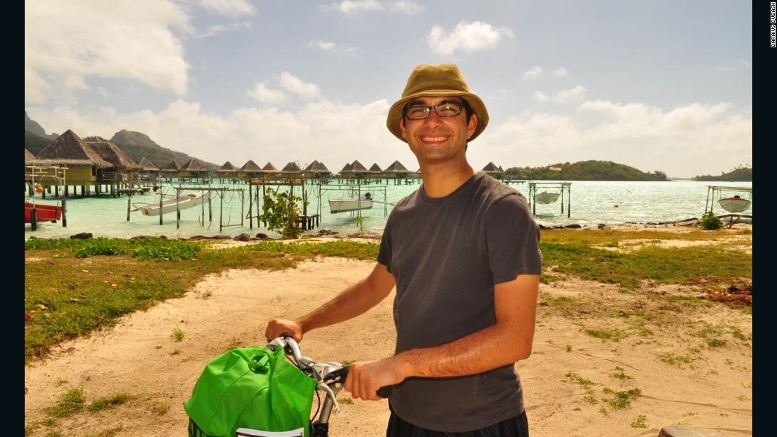"Daraius Dubash is co-founder of <a href=""http://millionmilesecrets.com/"" target=""_blank"">Million Mile Secrets</a>, where he offers advice on saving money through travel."