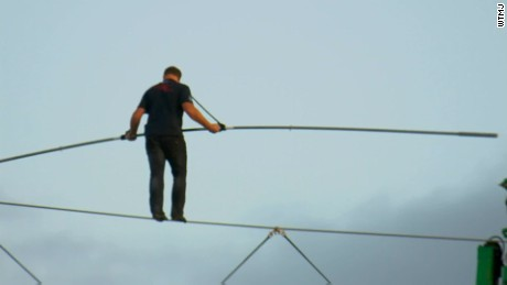 nic wallenda wire walk wisconsin state fair vo_00002016