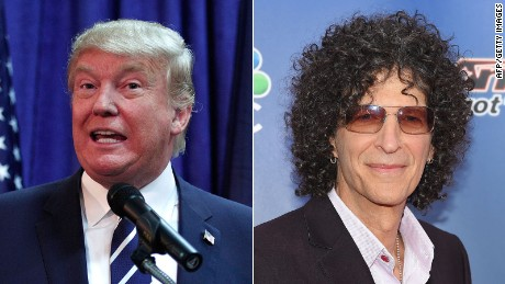 How Howard Stern gave us Donald Trump