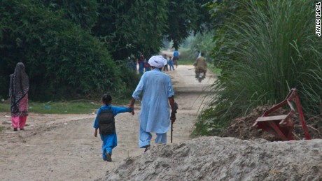 Inside the Pakistani village torn apart by child sex abuse scandal