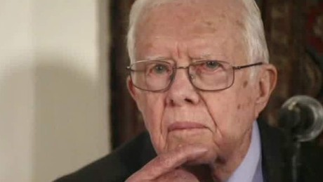 Jimmy Carter has a family history of pancreatic cancer