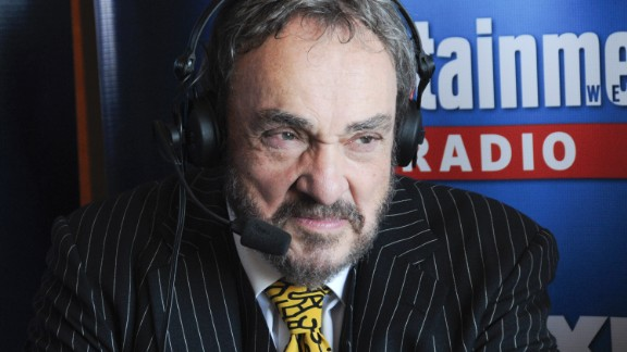 Actor John Rhys-Davies attends SiriusXM's Entertainment Weekly Radio Channel Broadcasts From Comic-Con 2015 in San Diego, California.