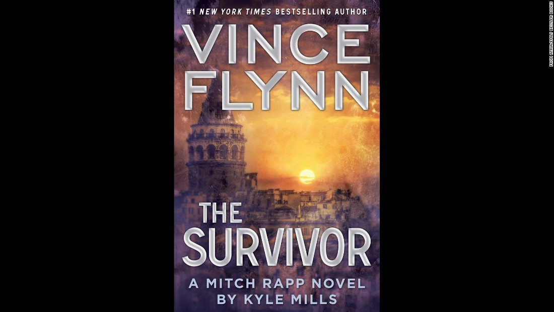 "Fans of the late bestselling author Vince Flynn and his hero, CIA counterterrorist agent Mitch Rapp, are eagerly anticipating the release of his last book, ""The Survivor."" Flynn's estate agreed to allow author Kyle Mills to finish writing Flynn's uncompleted manuscript, which echoes the story of Edward Snowden. And Rapp will be back, because Mills is under contract to write two more."