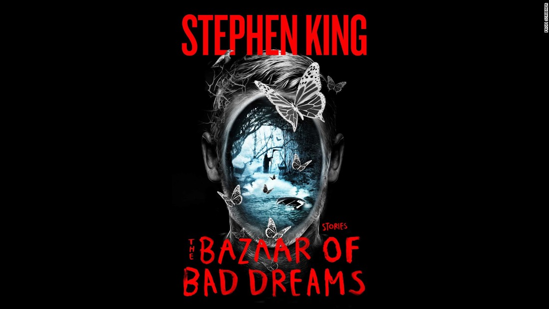 "In Stephen King's ""The Bazaar of Bad Dreams,"" the author collects new and old short stories that will terrify and make you think about life and death. King includes comments on how and why he wrote these stories."