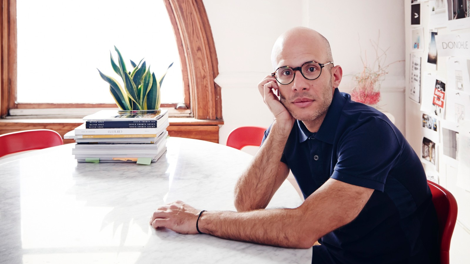 Designer and architect rafael de cardenas cnn style