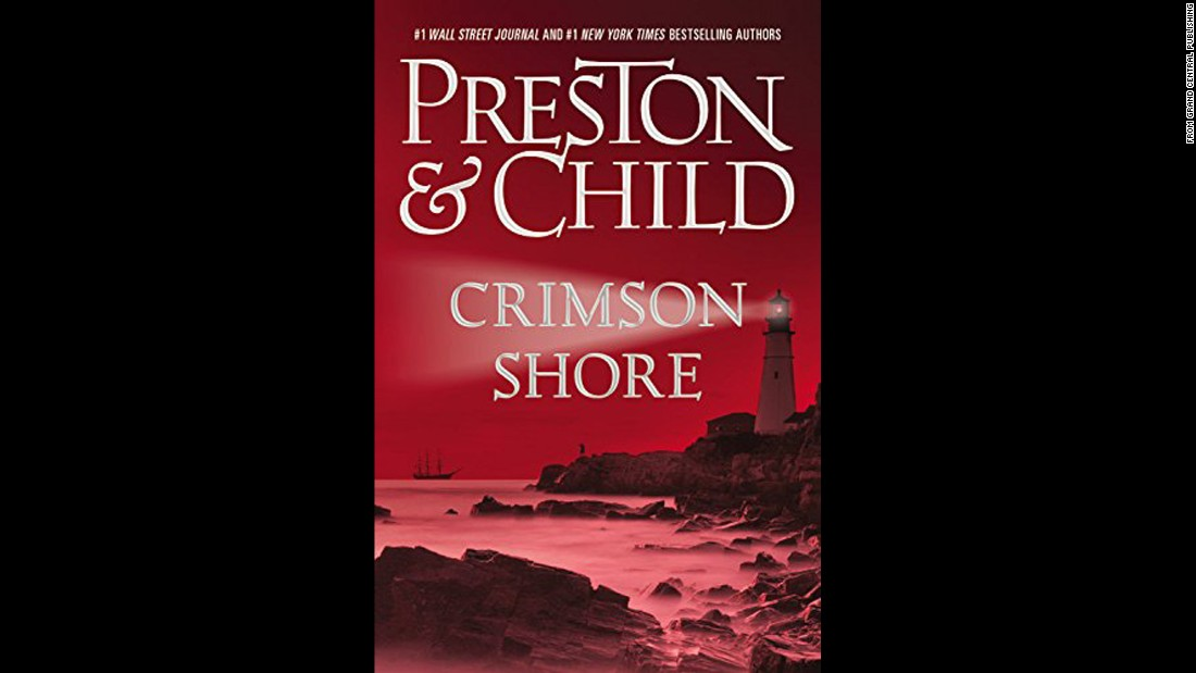 "Douglas Preston and Lincoln Child's latest Agent Pendergast mystery, ""Crimson Shore,"" starts out innocently enough: Special Agent A.X.L. Pendergast and his ward, Constance Greene, head to the village of Exmouth, Massachusetts, to look into a wine collection heist. But the wine cellar also holds a secret, in the form of a bricked-up niche that once had a skeleton. There is evil in this seaside town, which is rumored to be the location where the real witches, not caught in the Salem witch trials, came to settle down."