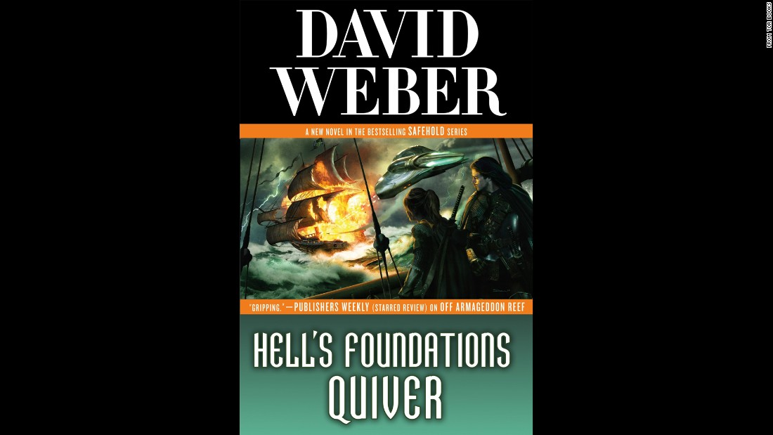 "The sixth installment of David Weber's New York Times bestselling Safehold science fiction/fantasy series, ""Hell's Foundations Quiver"" may finally allow humanity to restart its progress centuries after losing a war against an alien race. Some of the survivors left behind the tools to restart an industrial civilization, but not all of the descendants of the survivors who lost the war want progress to return."