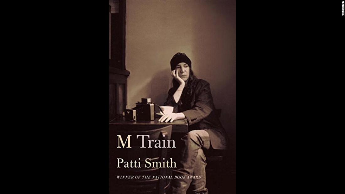 "From renowned musician Patti Smith, who won the National Book Award for her autobiographical ""Just Kids,"" comes another gem. ""M Train"" shares more of Smith's life with the world, including her process of artistic creation, travels that inspire her work and life, and thoughts of a life profoundly lived. Included are her memories of her late husband, Fred Sonic Smith."